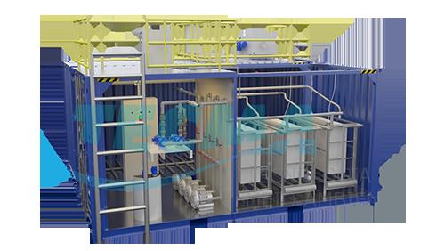 EPAR – Estação de Produção de Água de Reúso