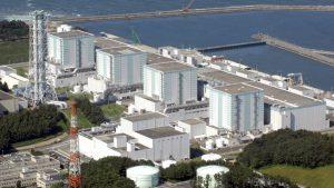 descarte de água Radioativa de Fukushima