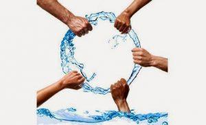 disputas por água